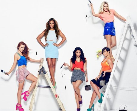 The Saturdays Press Shot