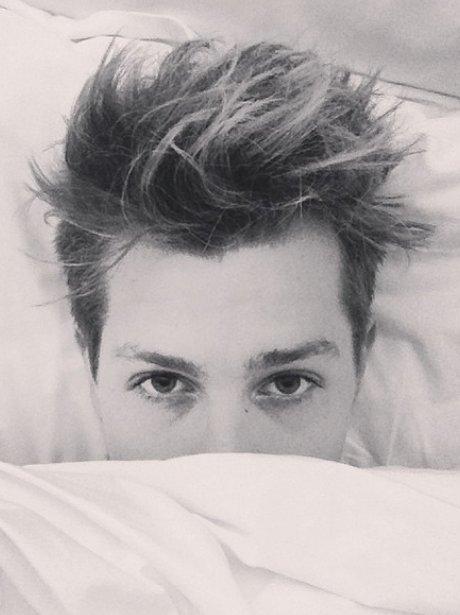 The Vamps James McVey Selfie Instagram