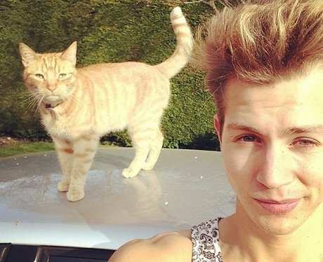 The Vamps James McVey Selfie Instagram