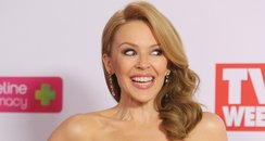 Kylie Minogue at the 2014 Logie Awards