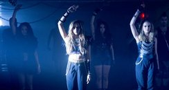 Little Mix 'Salute' Video Still