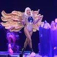 Lady Gaga The Artpop Ball tour 2014