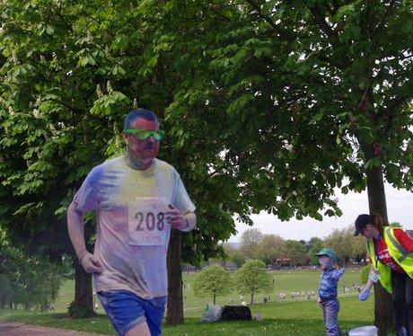 Nottingham Rainbow Run 2