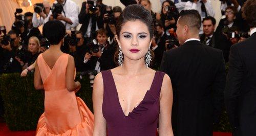 Selena Gomez MET Ball 2014