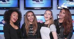 Little Mix 5 Questions Capital TV
