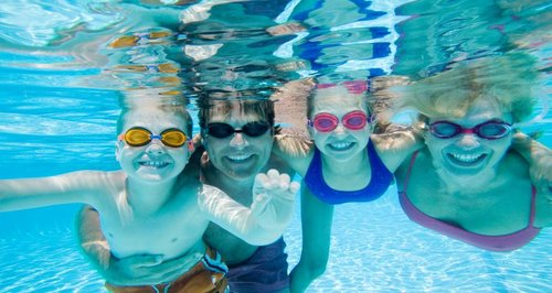 Win With Welsh Water And Swim Safer Capital South Wales
