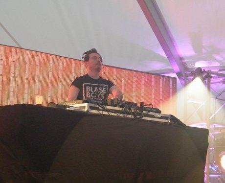 Duke Dumont at Birmingham Pride 2014