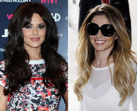 Blond or Brunette: Cheryl