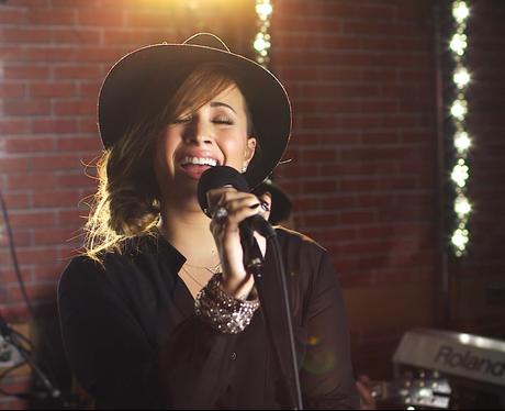 Demi Lovato Capital Session