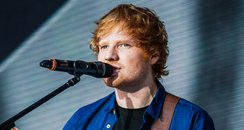 Ed Sheeran live at the Summertime Ball 2014