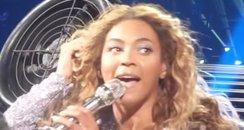 Beyonce Hair Fan