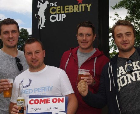 Celebrity Cup at The Celtic Manor - Sunday Part 2