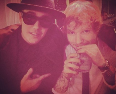 artists justin bieber news sheeran performing together