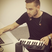 45. Liam Payne is caught practising his DJ skills in-between 1D concerts