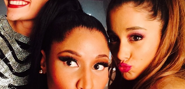 """EXC: """"It Might Be A Fan Fave!"""" Ariana Grande Reveals ..."""