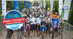 Pedal for Scotland image 2