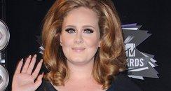 Adele VMA's  2011
