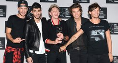 One Direction VMA's 2014