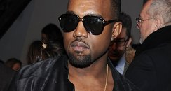 Kanye West Sunglasses Dark