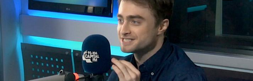 Daniel Radcliffe On Capital Breakfast