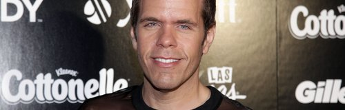 Perez Hilton attends magazine party