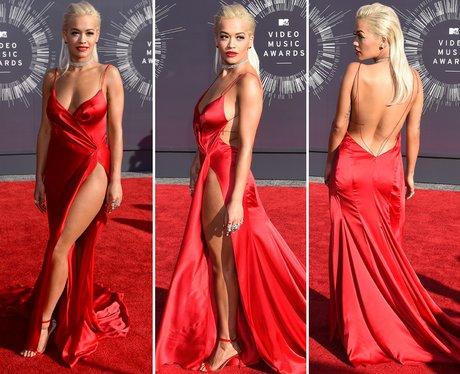 Riskiest Outfits: Rita Ora
