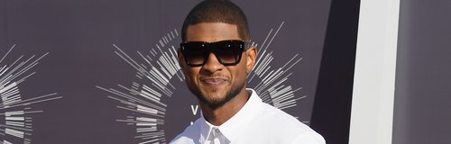 Usher MTV VMAs 2014 Red Carpet