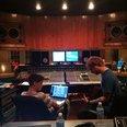 Martin Garrix Ed Sheeran Recording Studio Instagra