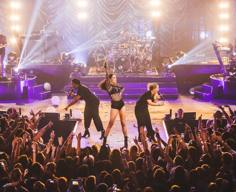 Jessie J iTunes Festival 2014