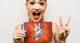 Rita Ora The Voice Judge 2014