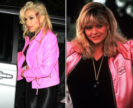 Gwen Stefani chose a dead Pink Lady for her Halloween costume ...