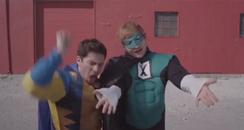 Ed Sheeran Hoodie Allen All About It Video