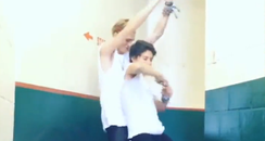 Brad Simpson Tristan Evans The Vamps Dance Video