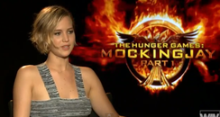 Jennifer Lawrence interview