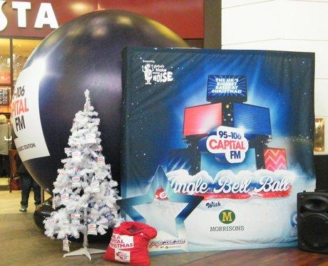 Jingle Bell Ball at Touchwood & Bilston!