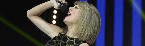 Taylor Swift Live  Jingle Bell Ball 2014