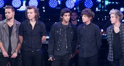 One Direction perform on New Years