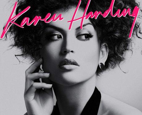 Karen Harding Say Something