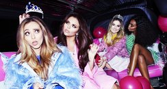Little Mix Wonderland Magazine 2015