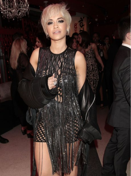 Rita Ora BRIT Awards After Party