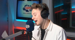 Conor Maynard On Capital FM
