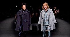 Ben Stiller and Owen Wilson Paris Fashion Week