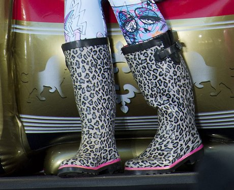 Guess The Celebrity Wellies