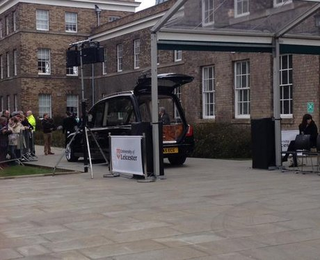 King Richard III Reburial In Leicester - Leicester