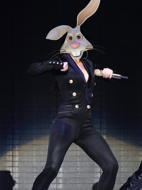 Guess The Easter Bunny?