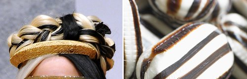 Celebrity Hair Inspired By Food