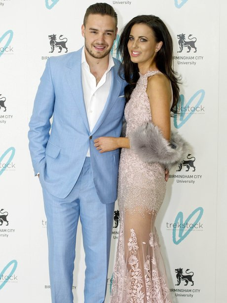 Liam Payne and Sophia Smith  at charity ball