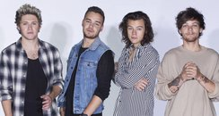 One Direction Press Shot 2015