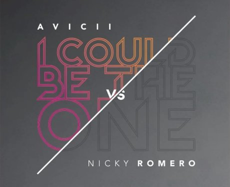 Avicii - I Could Be The One artwork