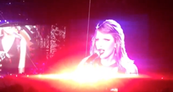 Taylor Swift 1989 tour Instagram